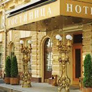 Гостиницы Угловского