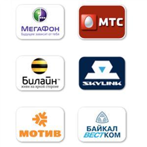Операторы сотовой связи Угловского