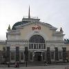 Железнодорожные вокзалы в Угловском